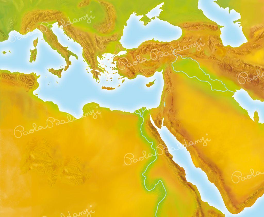 Carta-Mediterraneo