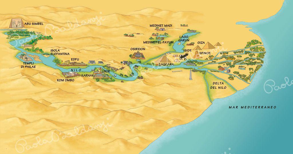 Carta-Nilo