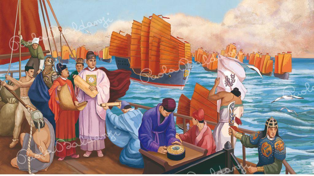 Cina_flotta