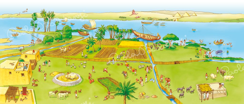 Egizi-Nilo