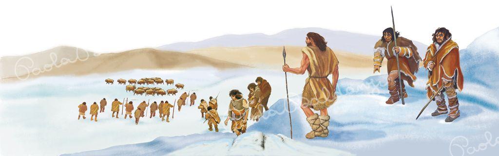 Neanderthal-migrazioni